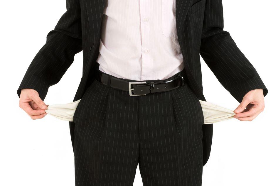 Ideas y actos que no le permiten tener más dinero