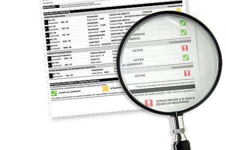 ¿Estás en el Buró de Crédito? Seguramente sí