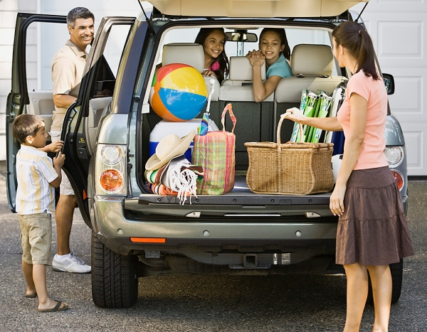 Váyase de vacaciones y deje su casa segura